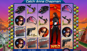 Catch Anna Chapman