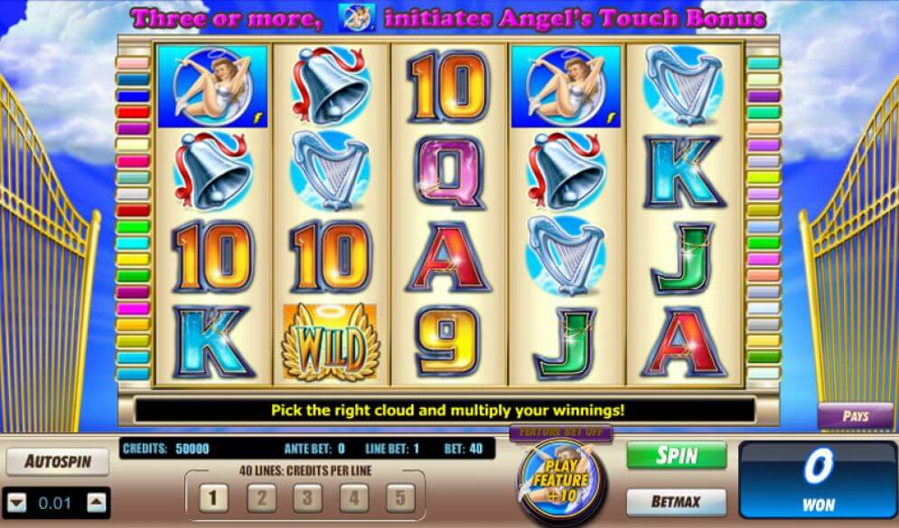 A Guide To Angels Touch Top 20 Slot Game